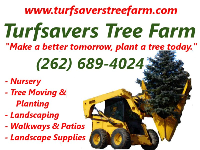 Turfsavers Tree Farm, 5835 Lake Church Rd, Belgium, WI, 53004, USA